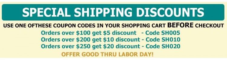 ShippingDiscount