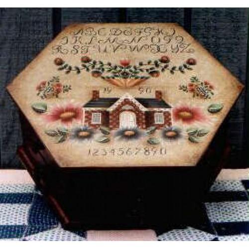 Six Sided Box - Large