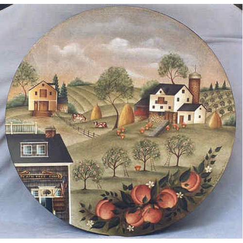 Bentwood Box - Round 1745
