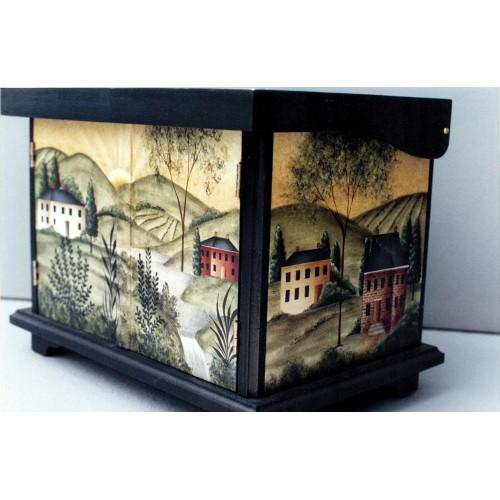 Coffer Box