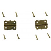 "Hinge Kit w 1/2"" Screws"