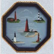 Florida Lighthouse Tray