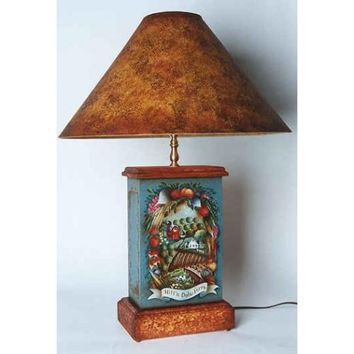Hill'n Dale Lamp