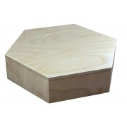 Six Sided Box - Large