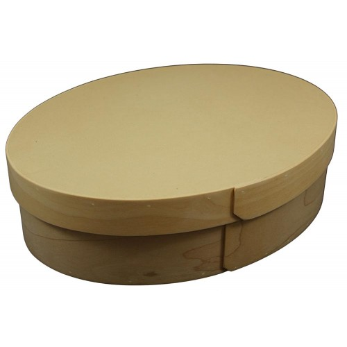 Bentwood Box - Oval 11144