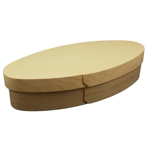 Bentwood Box - Oval 71654