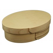 Bentwood Box - Oval 81135