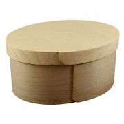 Bentwood Box - Oval 81155
