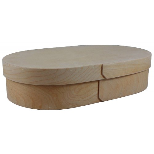 Bentwood Box - Round Ends