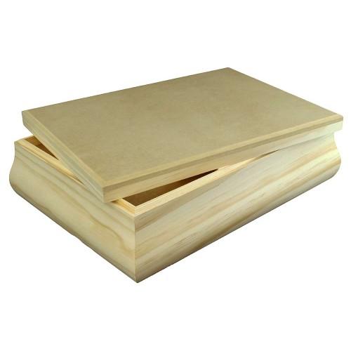 Large Rectangle Bombay Box