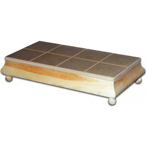 Tiled Fruit Box - Bombay Box