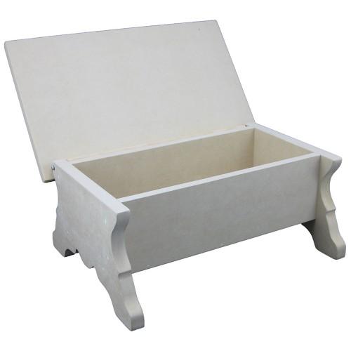 Footstool Box