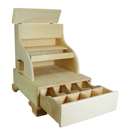 Wood Cash Register