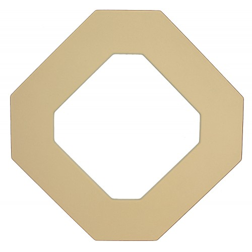 Eight Sided Frame 3